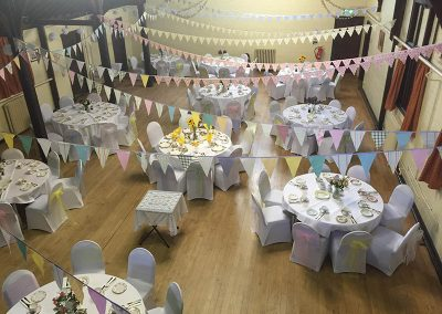 Worfield Village Hall Wedding Venue